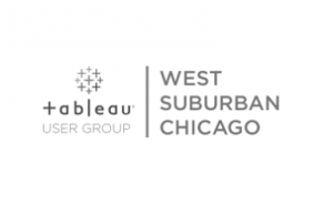 West Suburban Chicago Tableau Users Group
